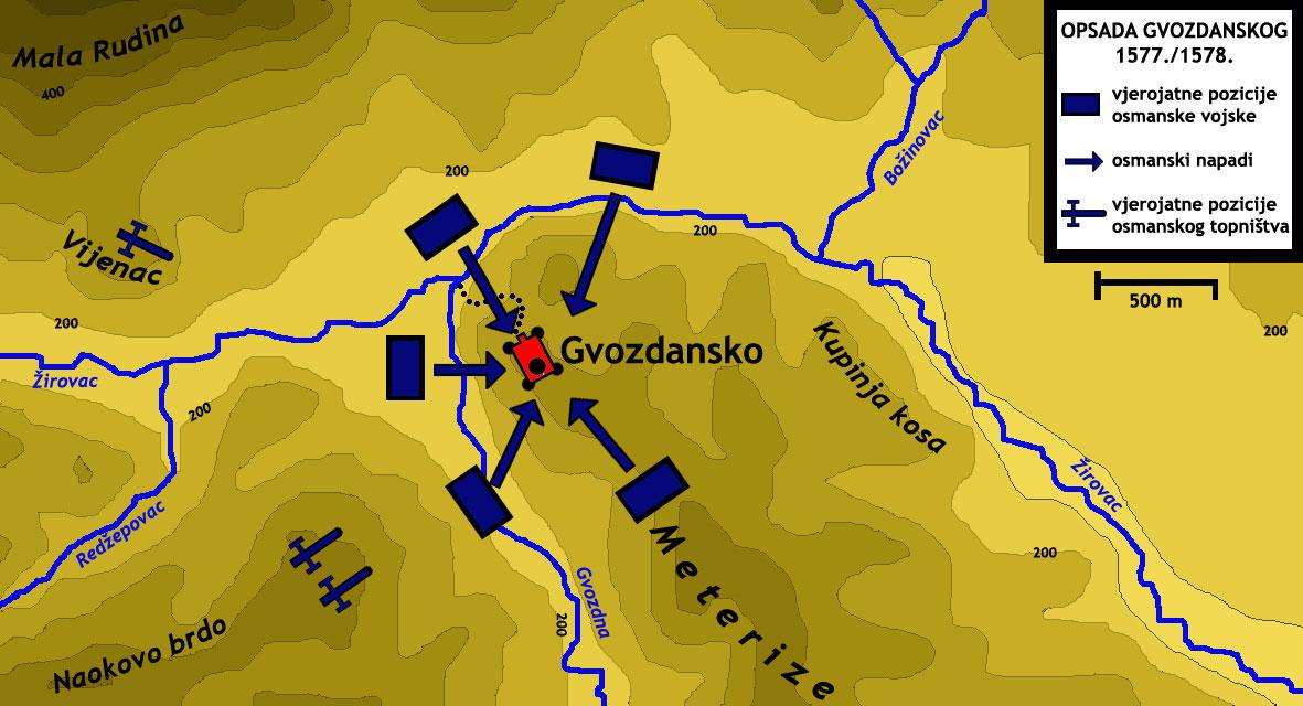 16 10 KEKEZ karta 2 opsada Gvozdanskog